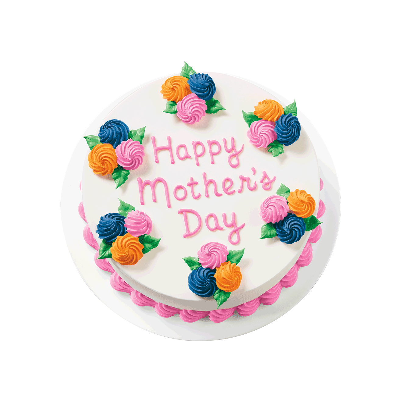 DQ Mothers Day Cake