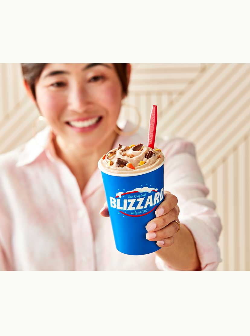 Reese's Extreme Blizzard Treat