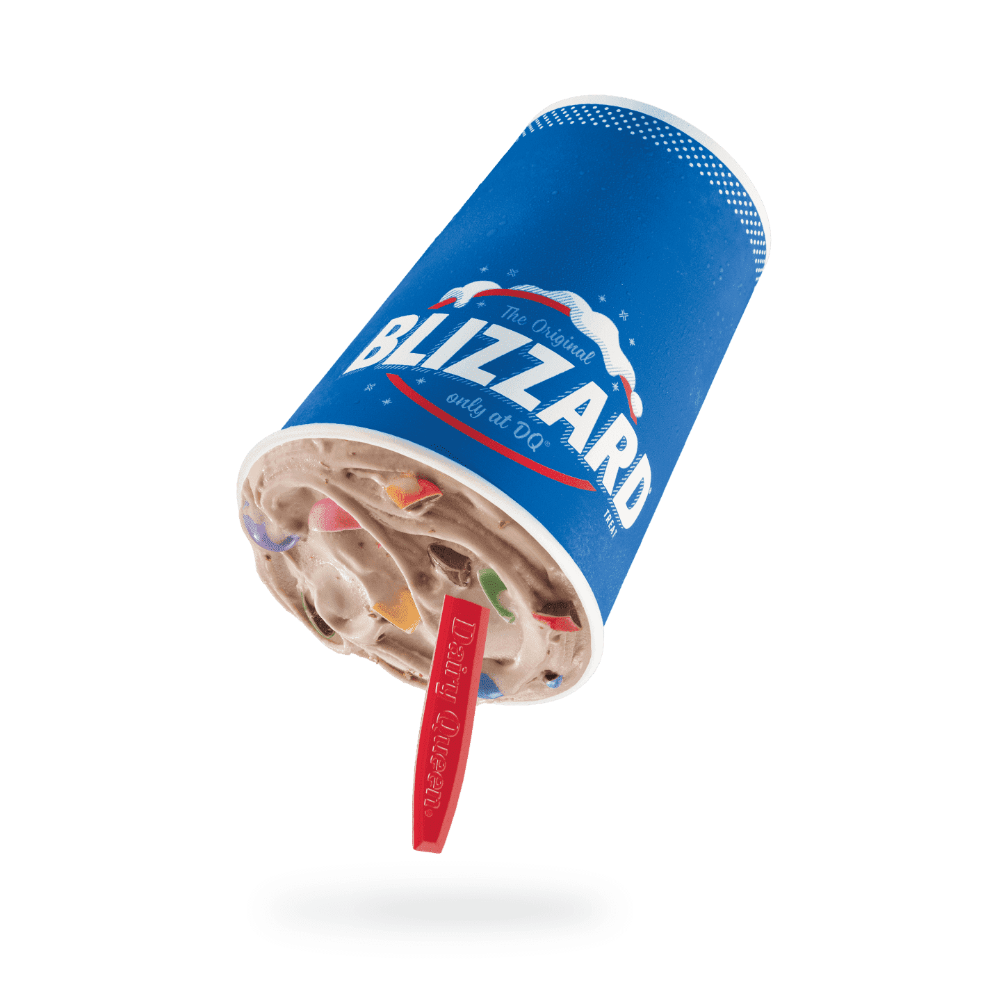 Smarties Blizzard Treat