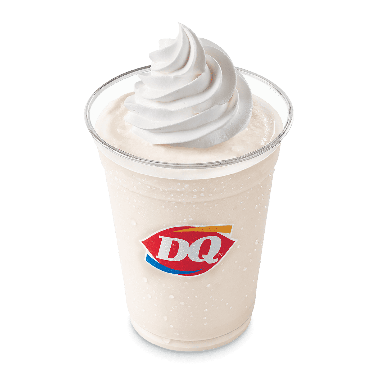 Vanilla Shake or Malt