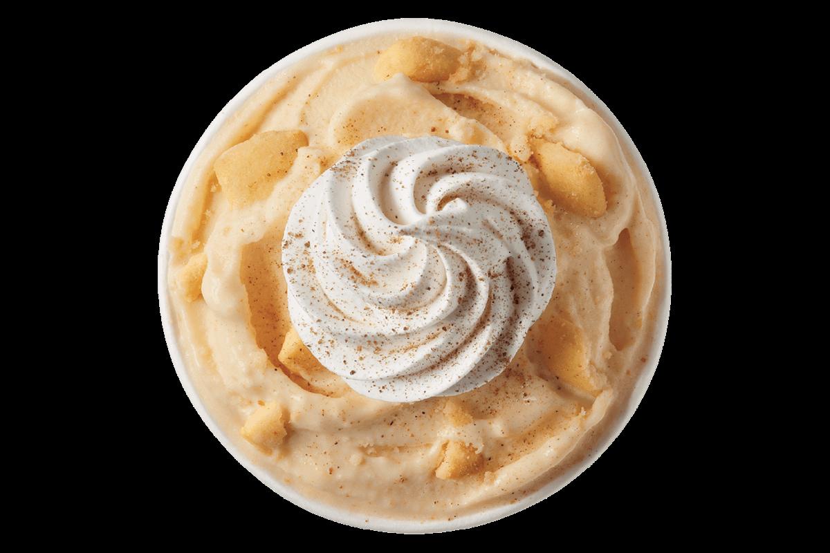 Pumpkin Pie Blizzard Treat