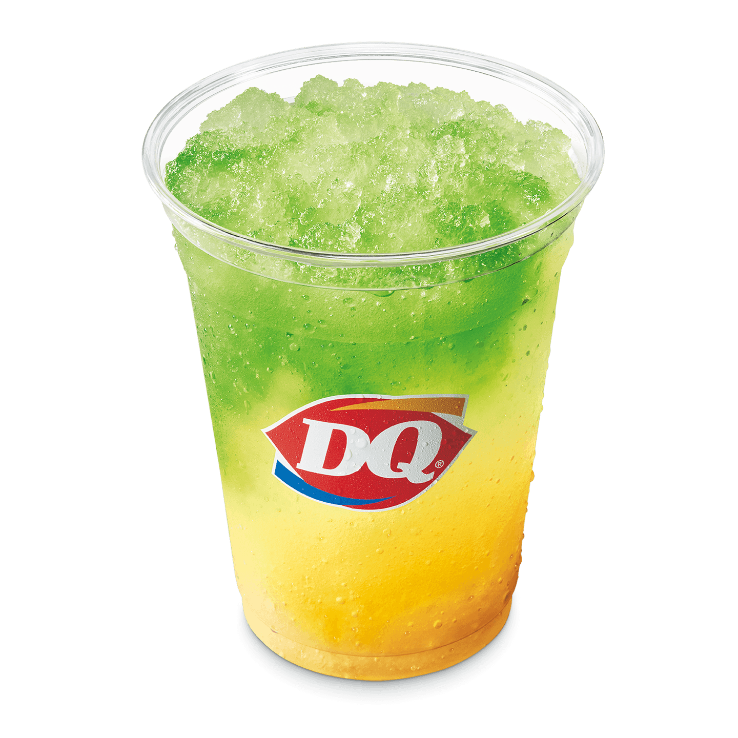 DQ Tropical Lemonade Twisty Misty