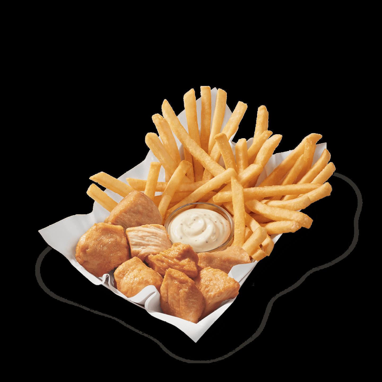 Rotisserie Style Chicken Bites